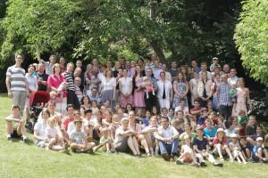 Immaculatafamilie Juni 2015